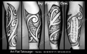 h - maori - avant bras - 003 S